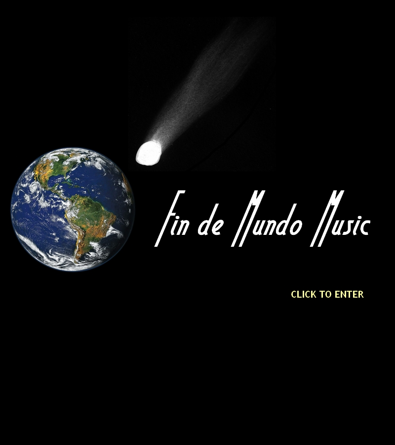 Welcome to Fin de Mundo Music